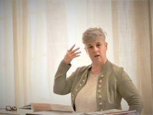 Vocal Coach Monika Merz